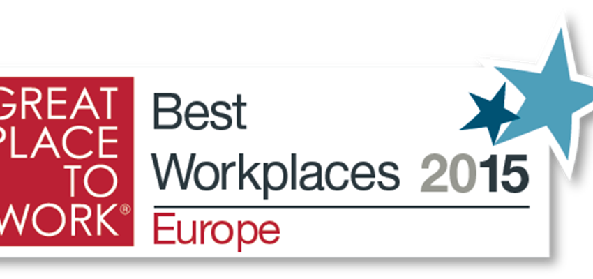 Vitari på 45. plass i Great Place to Work Europa rangering